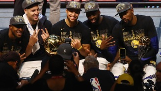 Hard-Hitting Journalism: Brave Wall Street Journal Claims The Warriors Wouldn't Be A Dynasty Without Their Starting 5