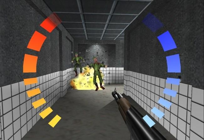 GoldenEye 007 n64 video game