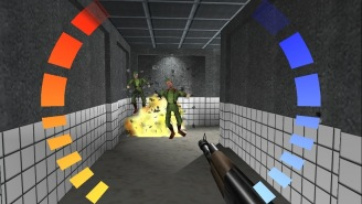 Unearthed Videos Of 'GoldenEye 007' Show The Classic N64 Game Was Originally Way Different