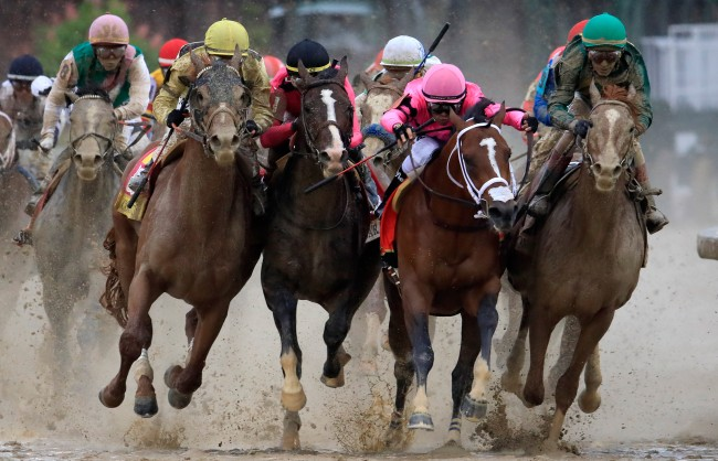 Guy Wins $147,000 Thanks To Wild Kentucky Derby Disqualification