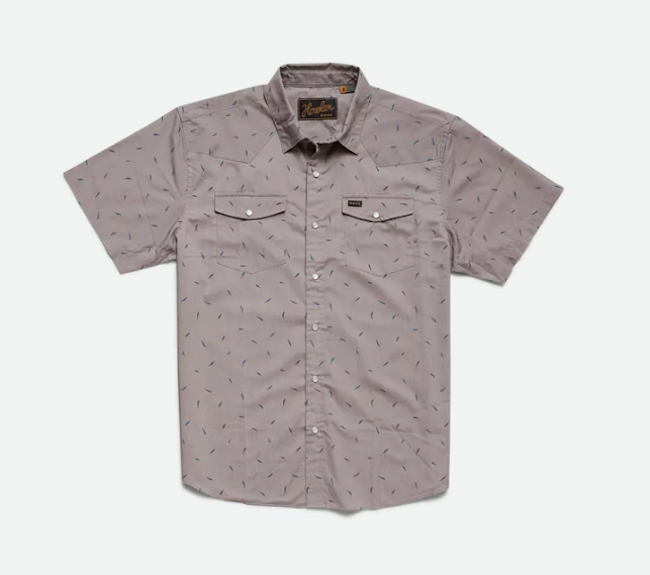 H Bar B Snapshirt from Howler Brothers