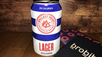 Ballast Point Lager Beer Review: This 99-Calorie Beer Marks The Beginning Of The 'Cooler Beer' Era For Craft Beer