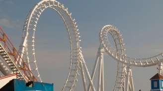 Amusement Park Insists Its Roller Coaster Is Safe Despite Two Test Dummies Flying Off The Ride And Through A Hotel's Roof