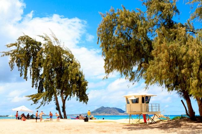 Kailua Beach Park #1 beach in America 2019