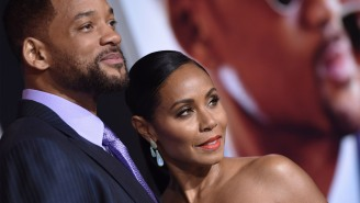 Jada Pinkett Smith Shockingly Admits, In Front Of Her Mom And Daughter, She Used To Be Addicted To Smut