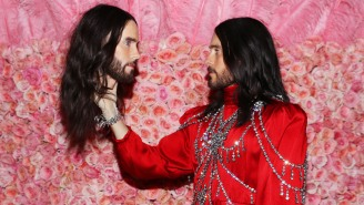 Jared Leto Carried Around His Own Severed Head And Other Weirdness That Happened At The Met Gala
