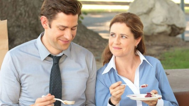 Jim And Pam From The Office Joke About The Stanley Cup Final Matchup