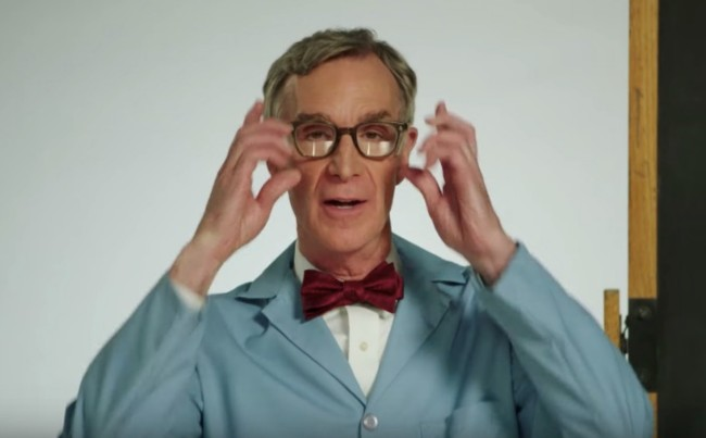 Bill Nye The Science Guy Last Week Tonight with John Oliver