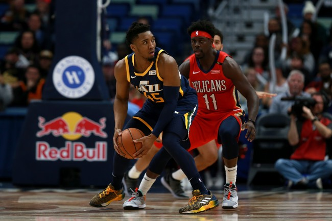 Jrue Holiday of the New Orleans Pelicans just earned a huge bonus for making the NBA's All-Defensive Second Team