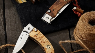 These Swedish Knives Crafted North Of The Arctic Circle Are Perfect For Everyday Carry