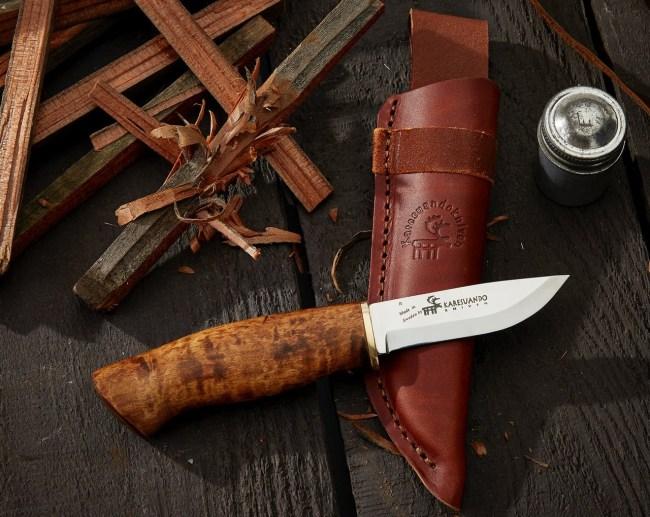 Karesuando Knives Sweden Everyday Carry