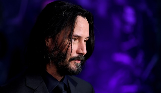 Keanu Reeves Thinks If He Were An Assassin He Could Kill With Butter