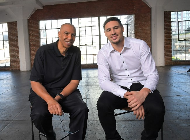 Klay Thompson's dad, Mychal, blasts the media for his being snubbed for all-NBA team