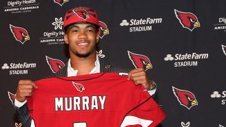 Kyler Murray's Height Being Seriously Questioned Again Based On The NFL's Rookie Class Photo