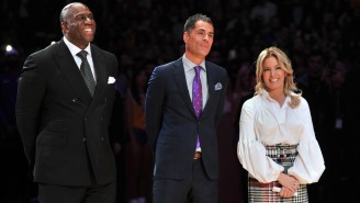 Lakers GM Rob Pelinka Says Allegations Made Against Him By Magic Johnson Are 'Simply Not True'