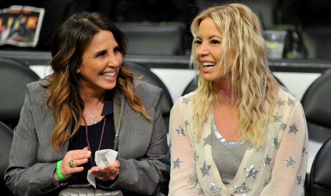 Lakers Minority Owners Are Reportedly Very Unhappy With Jeanie Buss
