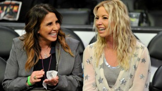 Lakers Minority Owners Reportedly Unhappy With Team President Jeanie Buss, Are 'Quietly Protesting'