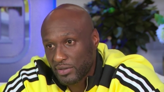 Lamar Odom Claims He Spent An Impossible Amount Of Money On Drugs Over The Course Of His Career