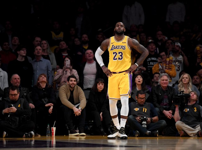 LeBron James reportedly loves Los Angeles and won't ask for a trade.