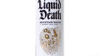 Liquid Death Canned Water: One Man's Quest To Save Our Souls Via Death