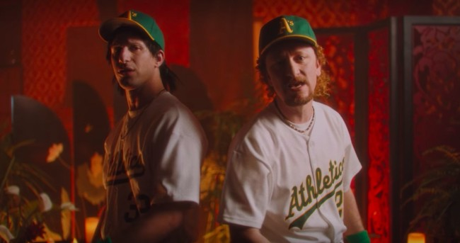 lonely island bash brothers musical netflix