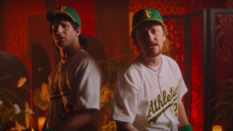 The Lonely Island Unexpectedly Released A Musical Inspired By The Bash Brothers On Netflix And It Might Be Their Magnum Opus