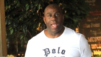 Magic Johnson Says He Still Hasn't Talked 'Directly' To Jeanie Buss Since Quitting The Lakers