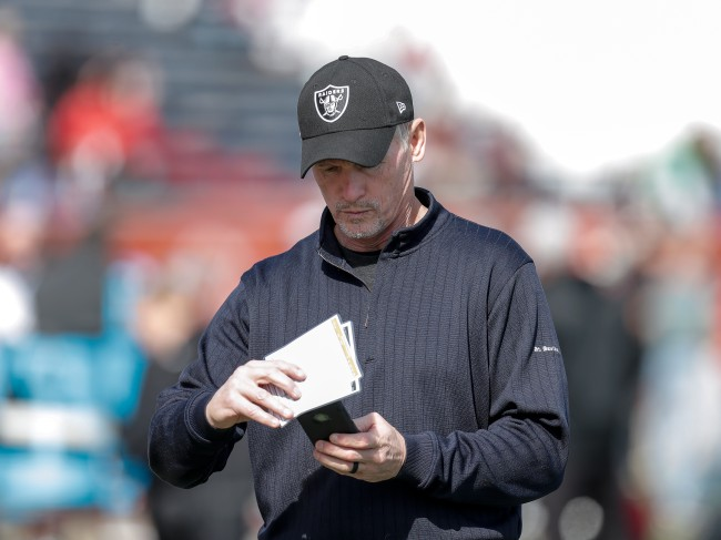 Mike Mayock of the Oakland Raiders thinks NFL teams should only draft players from Clemson or Alabama to be successful