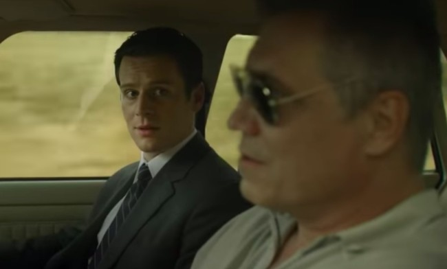 Fans get a small hint about when Season 2 of Netflix's 'Mindhunter' will be released.