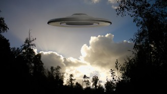 Navy Pilots Report Seeing And Filming Multiple UFOs Flying 'Beyond The Physical Limits Of A Human Crew'