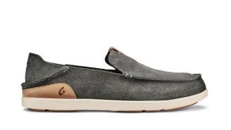 OluKai's Nalukai Kala Slip On Is A Resort-Ready Shoe With Double-Sided Leather
