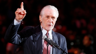Pat Riley Admits He's Thought About A Los Angeles Lakers Return, But The Team Seemed To Drop The Ball
