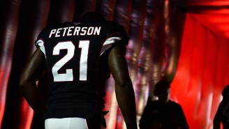 Patrick Peterson, Now Suspended For PEDs, Is Getting Roasted For Old Take About Tom Brady 'Disrespecting' The Game