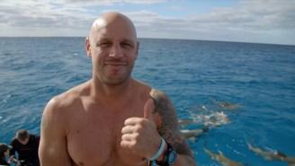 GOOD AF Podcast: Meet Paul de Gelder, An Adventure-Seeking Bro Who Survived A Shark Attack And Is Now Inspiring Others