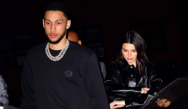 Philly Fans Blaming Kendall Jenner For Sixers Losing To The Raptors
