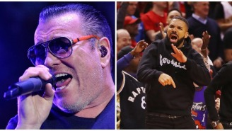 Smash Mouth Walks A Bit Too Close To The Sun, Rips Drake For Being A Believer In The Raptors, Gets Reminded They're Smash Mouth