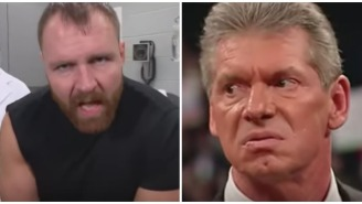 Jon Moxley Blasts Vince McMahon For Strong-Arming Him Into Mocking Roman Reigns' Cancer Diagnosis