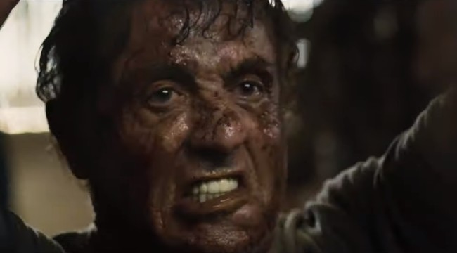 Rambo 5 Last Blood First Trailer
