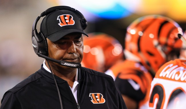 Reactions To Marvin Lewis Joining Herm Edwards Arizona State Staff