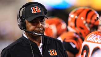 Reactions To Marvin Lewis Joining Herm Edwards' Arizona State Coaching Staff Are High Entertainment