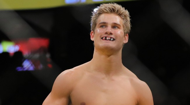 Sage Northcutt Had 9 Hours Of Surgery For 8 Facial Fractures After KO