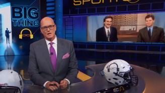Scott Van Pelt Delivers Amazingly Inspirational Message On SportsCenter To Dan Patrick