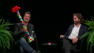The 'Between Two Ferns With Zach Galifianakis' Movie Is Coming To Netflix! Here Are The Details