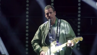 Adam Sandler Called Chris Farley's Mom To Get Permission To Perform Awesome Tribute Song
