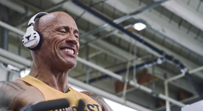 See What Dwayne 'The Rock' Johnson Has Been Watching On Netflix