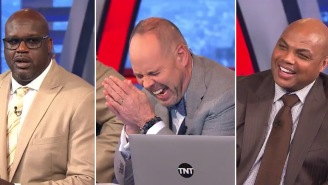 Need A Good Laugh Today? Shaq Threatening To Knock Charles Barkley Out Is Guaranteed To Do It