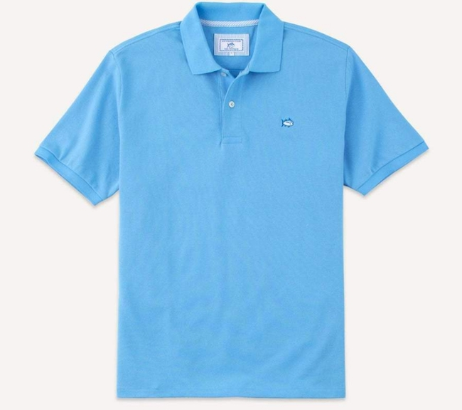 Skipjack Stretch Polo from Southern Tide