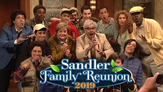 SNL: Adam Sandler Brings Back His Favorite Characters From 'Billy Madison,' 'Happy Gilmore' And Even Operaman Returns