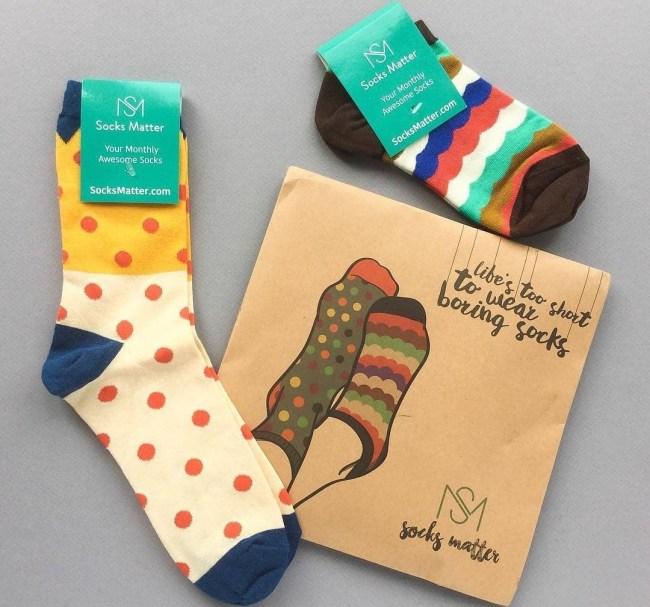 socks matter