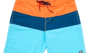 Look Effortlessly Rad At The Beach Or Pool This Summer With Billabong Tribong Board Shorts
